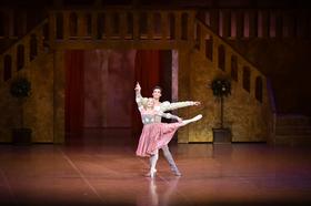 Bild: Stuttgarter Ballett - Der Widerspenstigen Zähmung