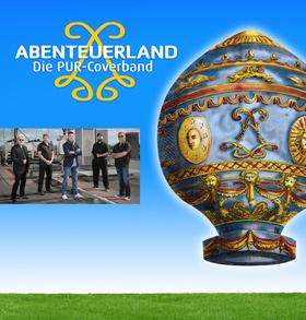 Bild: Abenteuerland - A Tribute to PUR
