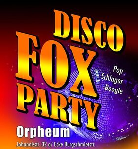 Bild: Discofox-Party