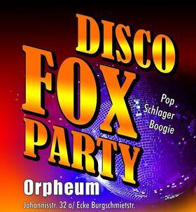 Bild: Discofox-Party