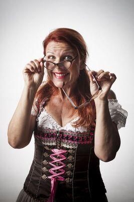 Bild: Sabine Schief - Sex sells, was willsch macha!