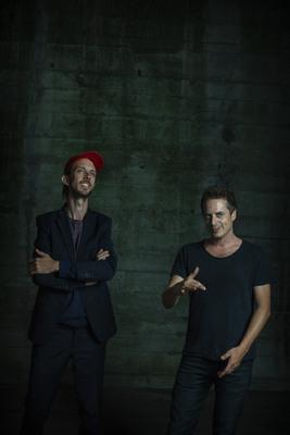 Bild: Alex Hendriksen und Fabian Gisler Duo