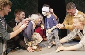 Bild: Figurentheater-Workshop für Neugierige - Theater Salz+Pfeffer