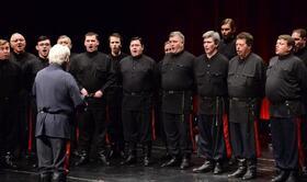 Bild: Don Kosaken Chor Serge Jaroff