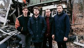 We Were Promised Jetpacks - These Four Walls Anniversary Tour 2019