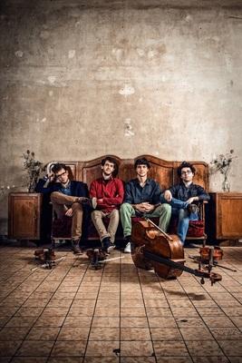 vision string quartet & Frank Dupree | Bodenseefestival 2020