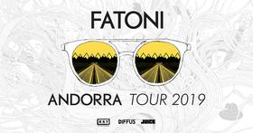 Bild: Fatoni - Andorra Tour