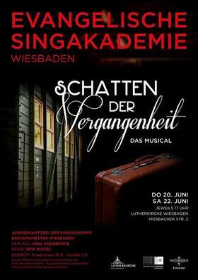 Schatten der Vergangenheit - Das Musical - Premiere