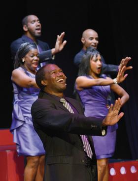 Bild: MOTOWN goes Christmas - Eine Aufführung der Konzertdirektion Landgraf