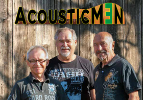 Bild: Acousticmen: Beste Musik ohne Schnickschnack