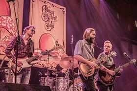 Bild: Leif de Leeuw Band - plays Allman Brothers Band