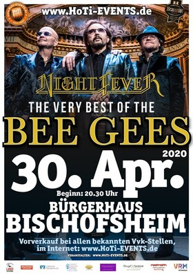 Night Fever - The very best of the BEE GEES!