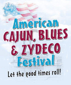 Bild: American Cajun, Blues & Zydeco Festival 2019 - cajunweb & magnetic-music präsentieren