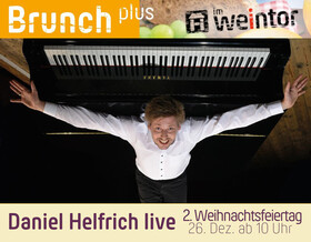 Bild: Brunch plus - Brunch Plus Musik im Kuppelsaal