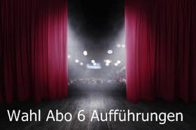 Bild: Abo II Wahl 6 Aufführungen Theater/Konzerte