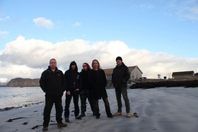 Bild: New Model Army - Europe Tour 2019