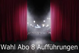 Bild: Abo III Wahl Abo 8 Aufführungen Theater und Konzerte