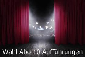 Bild: Abo IV Wahl Abo 10 Aufführungen Theater/Konzerte
