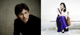 Bild: 2. Abokonzert der Kunstfreunde Wiesloch e. V. – Duo-Abend mit Tianwa Yang (Violine) & Nicholas Rimmer (Klavier)