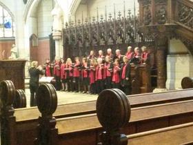 Bild: Mit dir, Maria, singen wir - Fest der Lieder zum Reformationstag