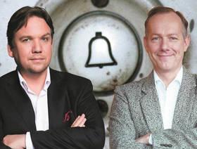 Matthias Brodowy & Johannes Kirchberg - Wenn die Muse zweimal klingelt