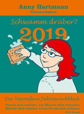 """Anny Hartmann - """"Schwamm drüber? - Der besondere Jahresrückblick 2019"""