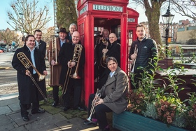 Bild: 100. Meisterkonzert - London Brass