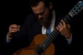 """Bild: Peter Graneis und Igor Klokov: Konzert """"Junge Talente"""" - 9. Vaihinger Gitarrentage"""