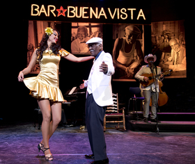 Bild: The Bar at Buena Vista - Grandfathers of Cuban Music