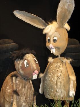 Bild: Knurps Puppentheater Möckmühl - Keinohrhase - Ein Stück für Kinder ab 3 Jahren