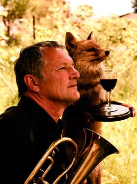Bild: Josef Brustmann - Fuchs-Treff - nix für Hasenfüße