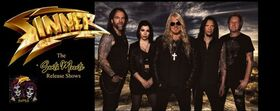 Bild: Sinner - Santa Muerte Release Show