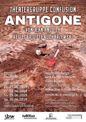 Bild: Theatergruppe Confusion: Antigone von Jean Anouilh