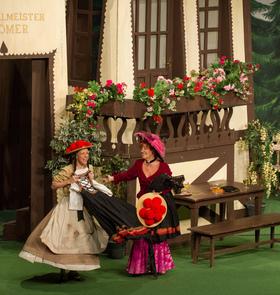 Bild: Schwarzwaldmädel - mit dem Ensemble der Operettenbühne Wien