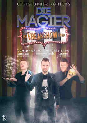 Bild: DIE MAGIER 3.0 - Comedy Magic Show