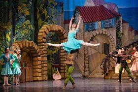 Bild: Die Schöne und das Biest - Ballettmärchen nach der Musik von Peter I. Tschaikowsky
