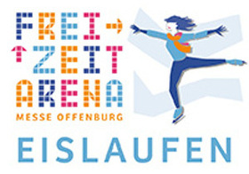Bild: Eislaufen in der FREIZEIT-ARENA Offenburg