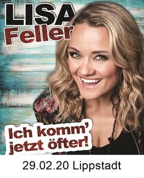 Bild: Lisa Feller - Ich komm´ jetzt öfter!