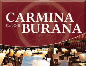 Carmina Burana 2020 - mit großem Chor, internat. Solisten & Orchester