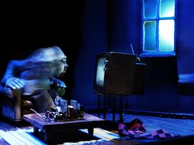 Bild: Clowns´ Houses - Merlin Puppet Theatre