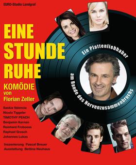 Bild: EINE STUNDE RUHE - Komödie von Florian Zeller