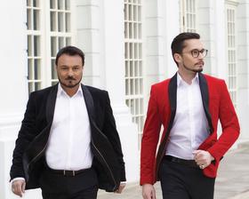 Bild: Tenöre4you - Toni Di Napoli & Pietro Pato