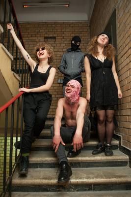 Bild: Pussy Riot Theatre