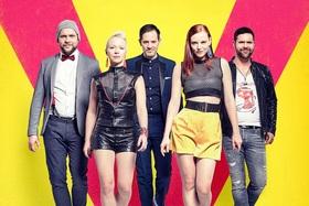 Bild: ONAIR - A Cappella Pop Show -