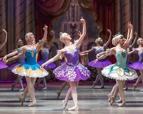 Dornröschen mit Märchenerzählerin - Tschaikowsky Ballett-Festival für die ganze Familie