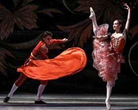 Bild: Tschaikowsky Ballett-Festival