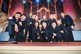 Bild: The 12 Tenors - mit dem neuen Programm
