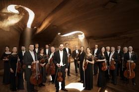 Bild: Württembergisches Kammerorchester Heilbronn - Unter der Leitung von Karel Deseure  Solist: Vilém Veverka, Oboe