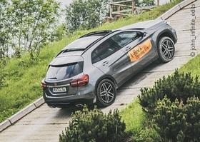 Bild: Kombitraining Offroad & Dynamik - Mercedes-Benz Rastatt