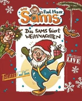 Bild: Das Sams feiert Weihnachten - Weihnachten werden Wünsche wahr!